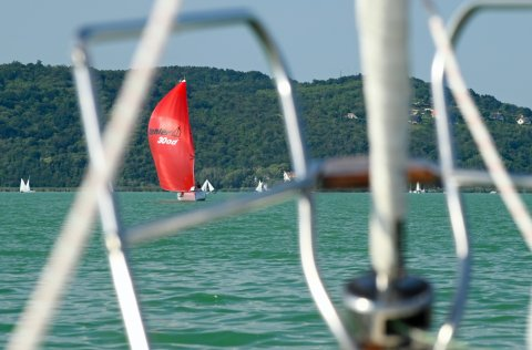 Dehler 30 one design Hungary world series