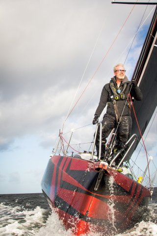 Crazy Boats - Andreas Deubel Dehler 30 and Portrait