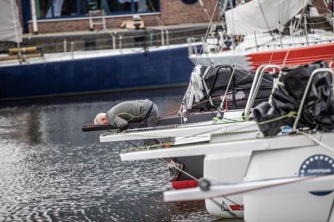 Regatta Kieler Woche Racing Fleet