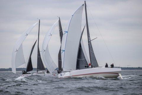 offshore fleet race