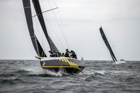 trimming your sail efficiently will provide extra speed