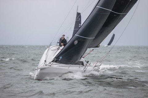 double handed training offshore