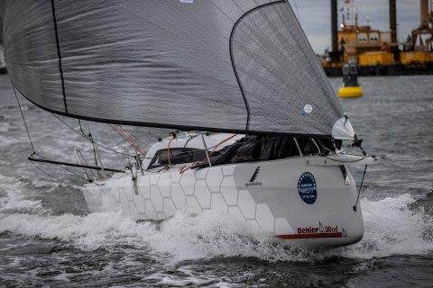 Code Zero offshore racing