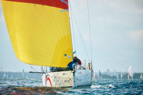 Dehler 30 one design Kieler Woche 2020 offshore