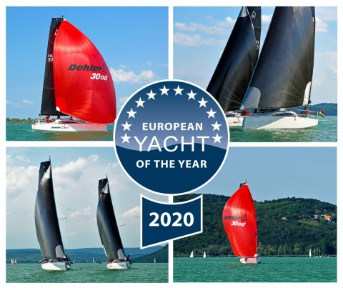 Dehler 30 one design Hungary winners