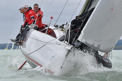 Dehler 30 one design Hungary match racing