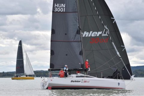 Dehler 30 one design Kiel