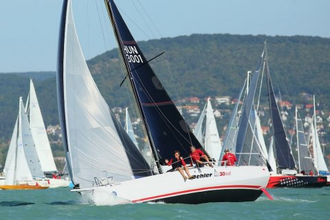 Dehler 30 one design Balaton