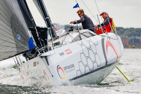 Dehler 30 one design offshore team Germany