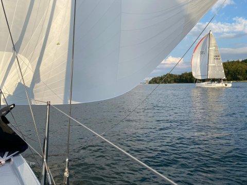 Silverrudder 2021 Speedsailing