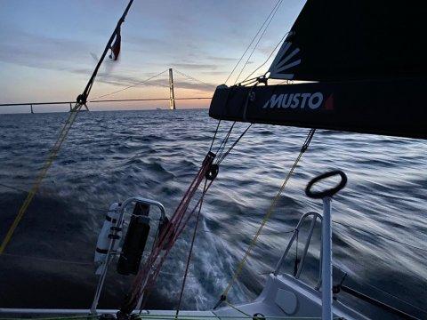 sailing denmark