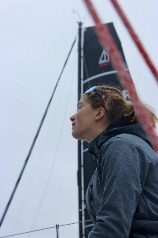 Lena Weißkichel Sailing und Dehler class