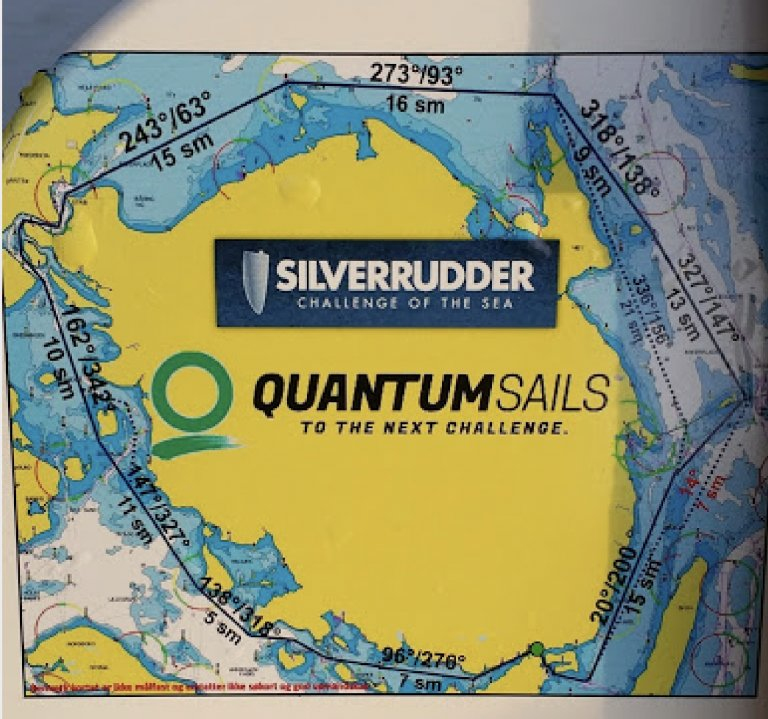 Silverrudder Dehler 30 one design Quantum