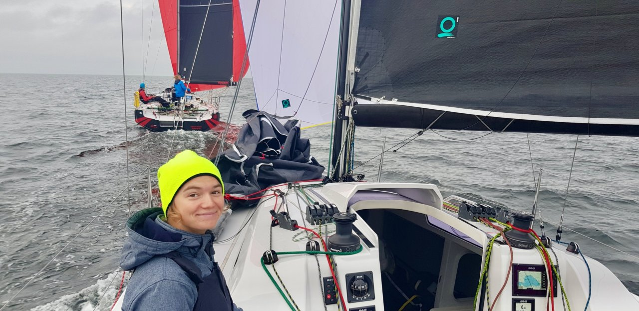 Lena Weißkichel olymic mixed offshore sailing