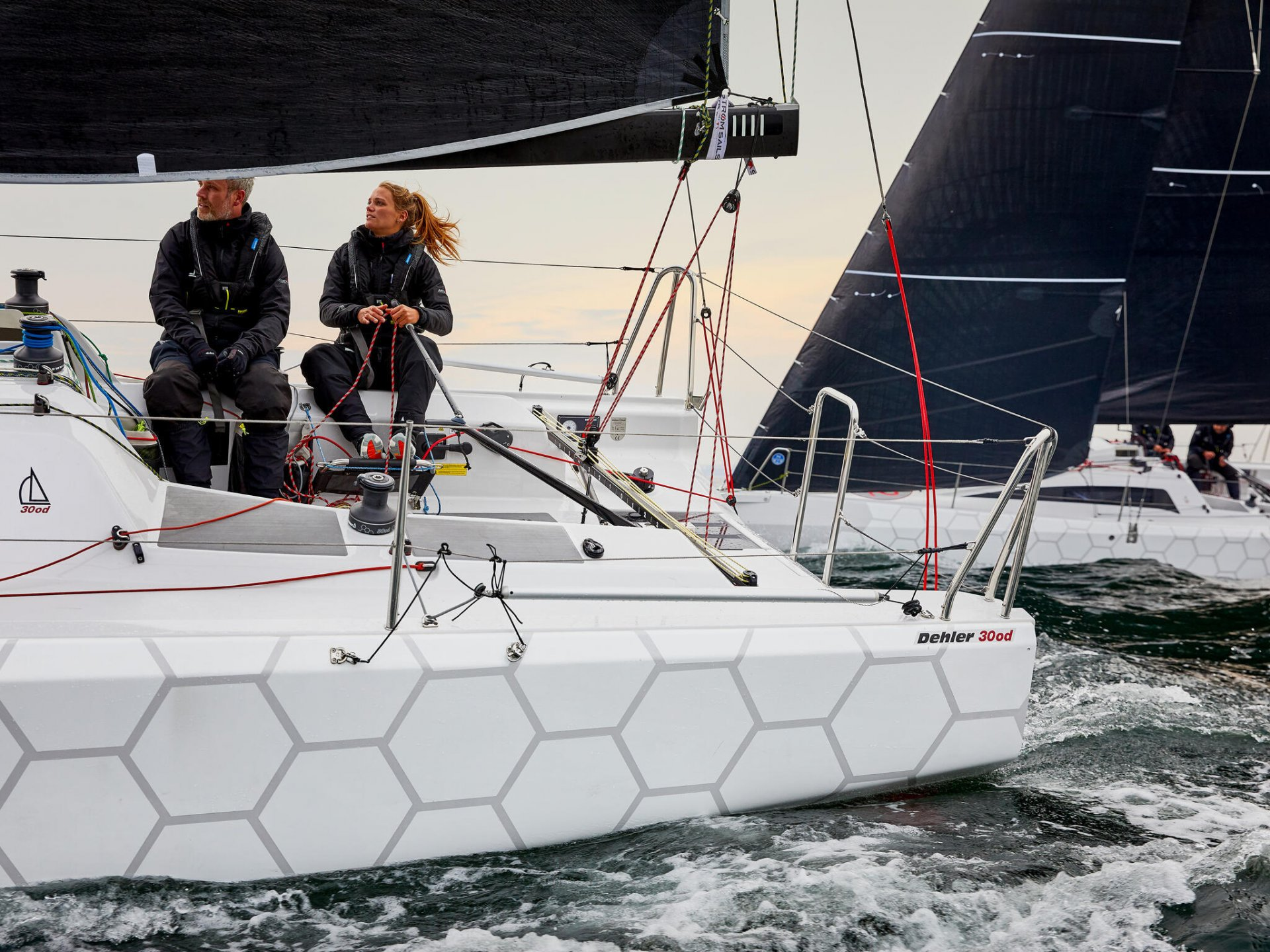 DEHLER 30 ONE DESIGN offshore youth development mixed offshore Olympia 2024